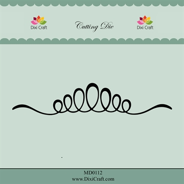 Dixi Craft - Die - Wedding Border