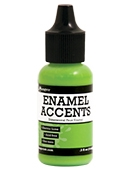 Ranger - Enamel Accents - Electric Lime - 14ml