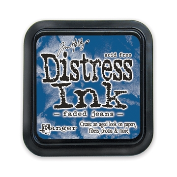 Ranger - Tim Holtz - Distress Ink Pad - Faded Jeans