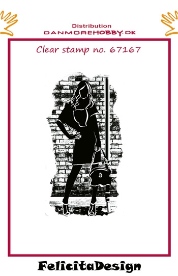 Felicita Design - Clear stamp - 67167