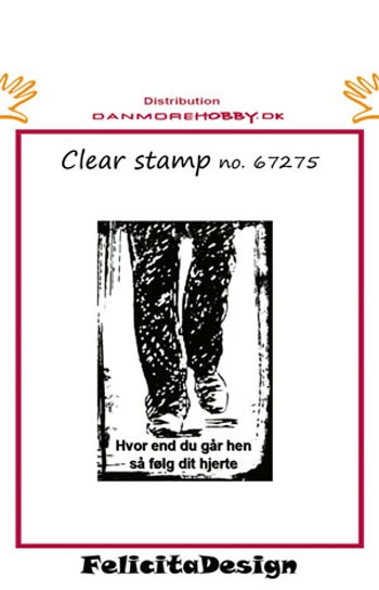 Felicita Design - Clear stamp - 67275