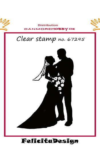 Felicita Design - Clear stamp - 67295