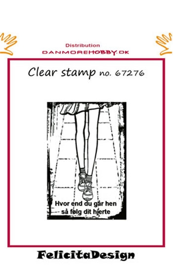 Felicita Design - Clear stamp - 67276
