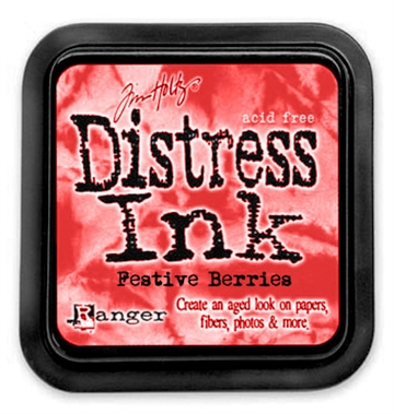 Ranger - Tim Holtz - Distress Ink Pad - Festive Berries