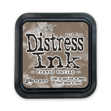 Ranger - Tim Holtz - Distress Ink Pad - Frayed Burlap