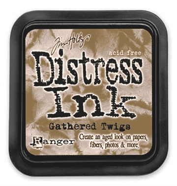 Ranger - Tim Holtz - Distress Ink Pad - Gathered Twigs