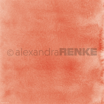 "Happymade - Alexandra Renke - 12x12"" - Mimis Watercolor - Dark Apricot - 10.372"