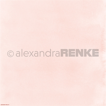 "Happymade - Alexandra Renke - 12x12"" - Mimis Watercolor - Rose - 10.378"