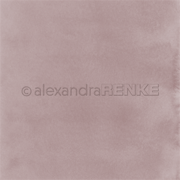 "Happymade - Alexandra Renke - 12x12"" - Mimis Watercolor - Rust Rose - 10.751"