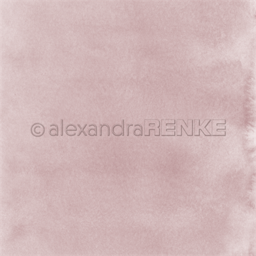 "Happymade - Alexandra Renke - 12x12"" - Mimis Watercolor - Antique Pink - 10.753"