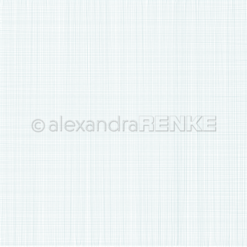 "Happymade - Alexandra Renke - 12x12"" - Grid Blue Green - 10.1292"