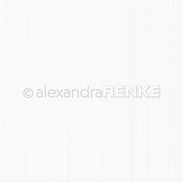"Happymade - Alexandra Renke - 12x12"" - Grid Light Grey - 10.1302"