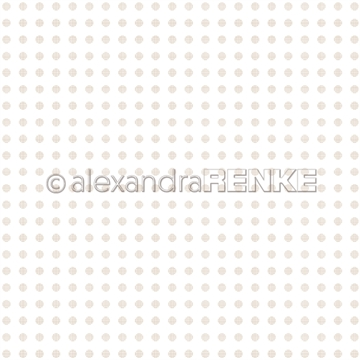 "Happymade - Alexandra Renke - 12x12"" - Crosshatch Circles - 10.1648"