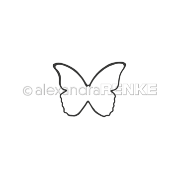 Happymade - Alexandra Renke - Die - Butterfly without Antenna (D-AR-TI0019)