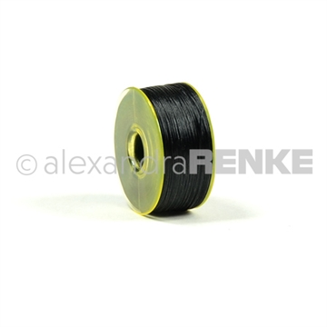 Happymade - Alexandra Renke - Nymo Yarn - Black (0,15mm x 44mtr.)