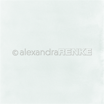 "Happymade - Alexandra Renke - 12x12"" - Mimis Watercolor - Ice Blue - 10.756"