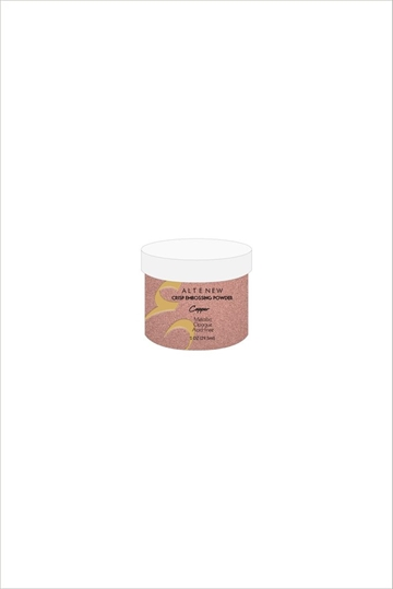 Happymade - Altenew - Embossing Powder - Copper
