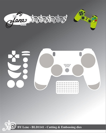 Happymade - By Lene Design - Die - Controller - BLD1141