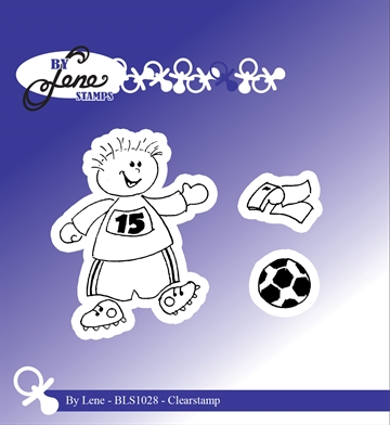Happymade - By Lene Design - Clear stamp - 212028