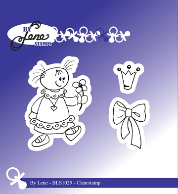 Happymade - By Lene Design - Clear stamp - 212029