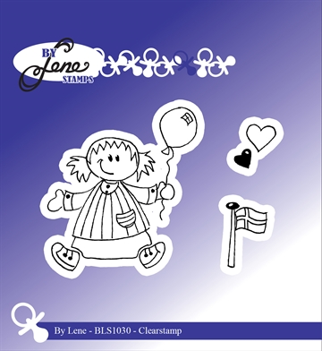 Happymade - By Lene Design - Clear stamp - 212030