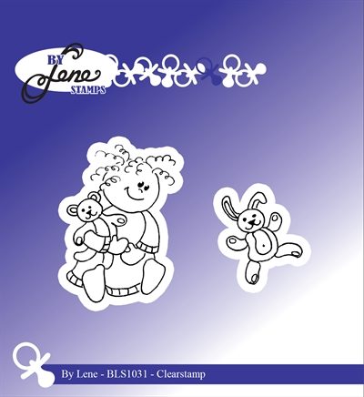 Happymade - By Lene Design - Clear stamp - 212031