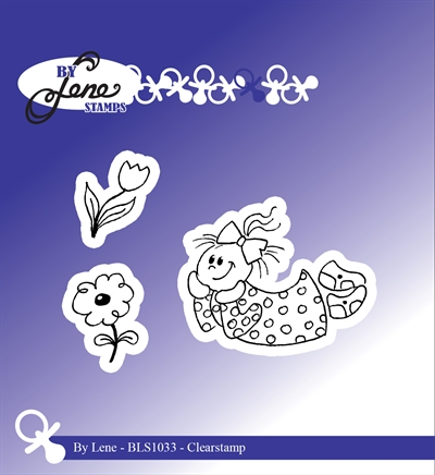 Happymade - By Lene Design - Clear stamp - 212033