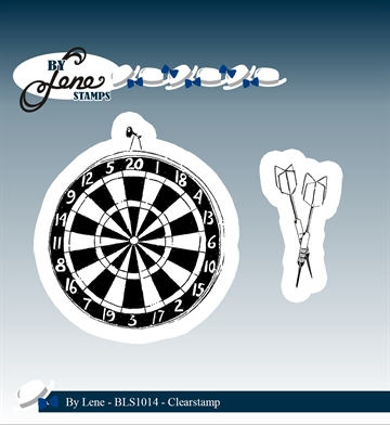 Happymade - By Lene Design - Clear stamp - BLS1014