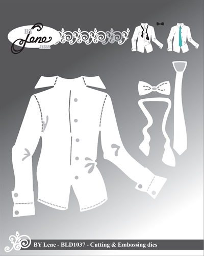By Lene Design - Die - Shirt - BLD1037