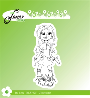 Happymade - By Lene Design - Clear stamp - 212025
