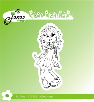 Happymade - By Lene Design - Clear stamp - 212026