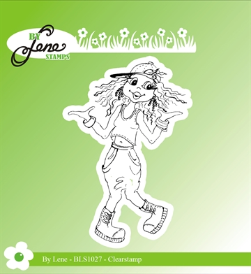 Happymade - By Lene Design - Clear stamp - 212027