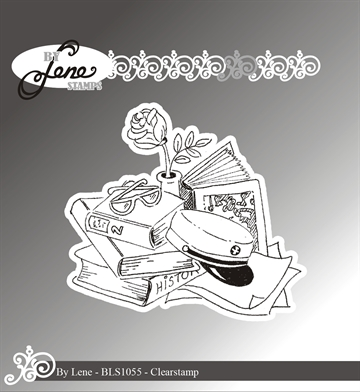 Happymade - By Lene Design - Clear stamp - BLS1055