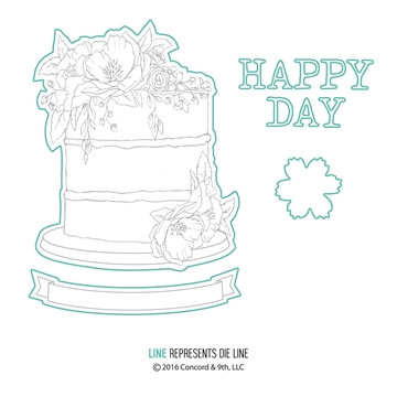 Happymade - Concord & 9th - Die - Happy day