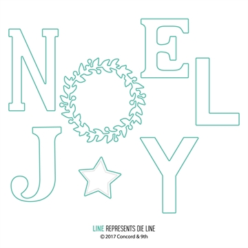Happymade - Concord & 9th - Die - Joyful noel