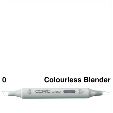 Happymade - Copic Ciao - Fv. 0 - Colorless Blender