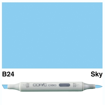 Happymade - Copic Ciao - Fv. B24 - Sky