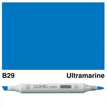 Happymade - Copic Ciao - Fv. B29 - Ultramarine