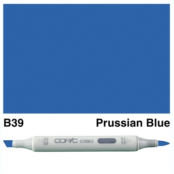 Happymade - Copic Ciao - Fv. B39 - Prussian Blue