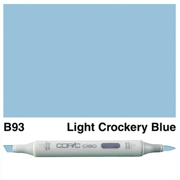 Happymade - Copic Ciao - Fv. B93 - Light Crockery Blue