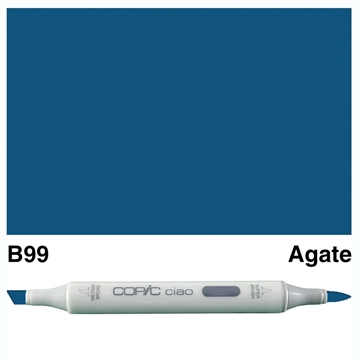 Happymade - Copic Ciao - Fv. B99 - Agate
