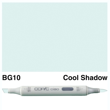 Happymade - Copic Ciao - Fv. BG10 - Cool Shadow