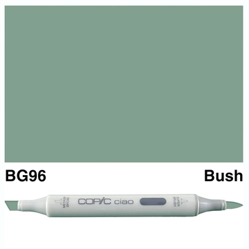 Happymade - Copic Ciao - Fv. BG96 - Bush