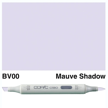 Happymade - Copic Ciao - Fv. BV00 - Mauve Shadow