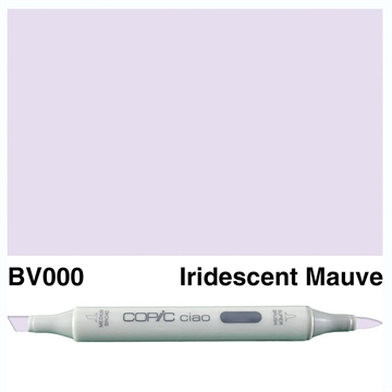 Happymade - Copic Ciao - Fv. BV000 - Iridescent Mauve