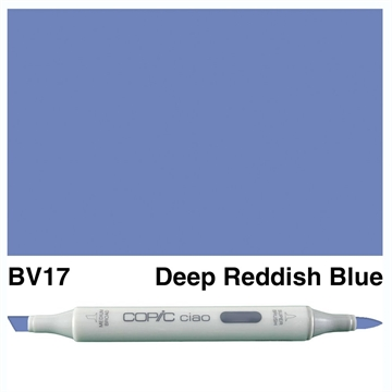 Happymade - Copic Ciao - Fv. BV17 - Deep Reddish Blue