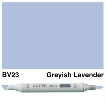 Happymade - Copic Ciao - Fv. BV23 - Greyish Lavender