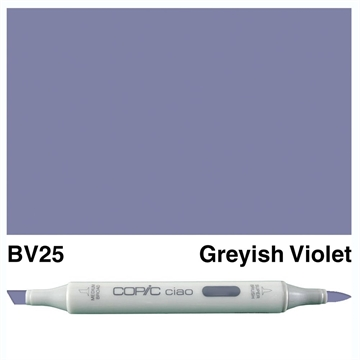 Happymade - Copic Ciao - Fv. BV25 - Greyish Violet