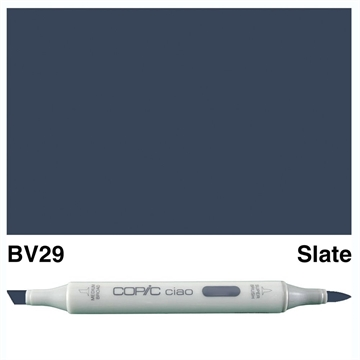 Happymade - Copic Ciao - Fv. BV29 - Slate