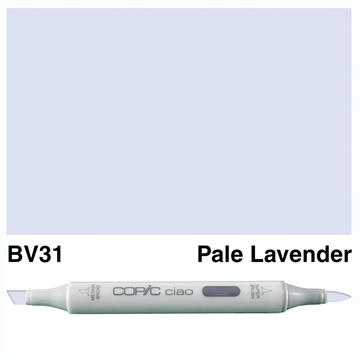 Happymade - Copic Ciao - Fv. BV31 - Pale Lavender